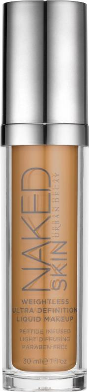 Urban Decay , Naked Weightless Liquid Foundation