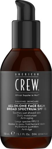 American Crew , All In One Face Balm Broad Specture Spf 15