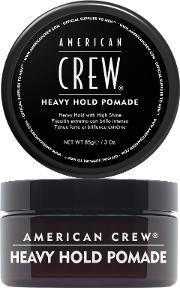 American Crew , Heavy Hold Pomade