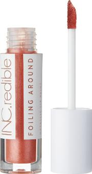 Incredible , Inc.redible Foiling Around Matte Metallic Lip Paint