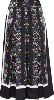 Ted Baker , Lottut Unity Floral Print Culottes