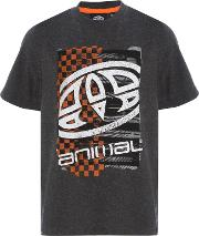 Animal , Boys' Printed T Shirt