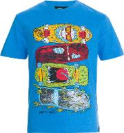 Animal , Boys' Skateboard Graphic T Shirt
