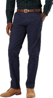 Dockers , Slim Tapered Twill Trousers