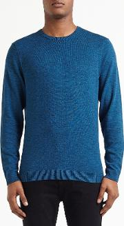 Kin By John Lewis , Jaspe All Over Texture Jumper