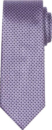 Chester By Chester Barrie , Geometric Silk Tie