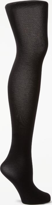 John Lewis , Egyptian Cotton Velvet Tights