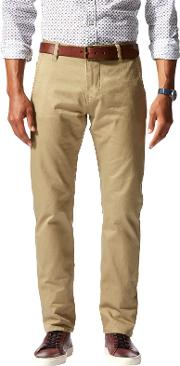 Dockers , Alpha Stretch Twill Slim Tapered Trousers