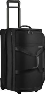 Briggs & Riley , Baseline 2 Wheel Duffle Bag, Black