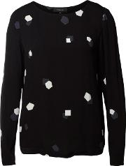 Selected Femme , Penny Printed Blouse