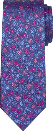 Chester By Chester Barrie , Floral Silk Tie