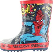 Spiderman , Spider Man Children's Wellington Boots