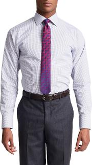 Thomas Pink , Griffin Check Super Slim Fit Shirt
