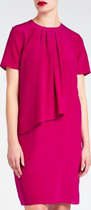 Bruce By Bruce Oldfield , Drape Midi Dress