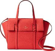 Kate Spade New York , Daniels Drive Abigail Leather Small Satchel
