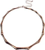 Adele Marie , Bamboo Links Collar Necklace