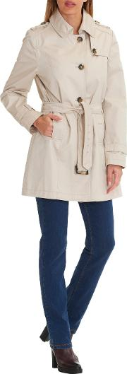 Betty Barclay , Belted Trench Coat