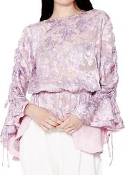 Ghost , Salma Floral Pippa Top