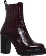 Kg By Kurt Geiger , Storm Block Heeled Ankle Boots