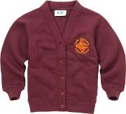Unbranded , St Columbas Rc Primary School Girl's Cardigan