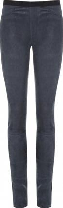 Patina Stretch Leather Leggings