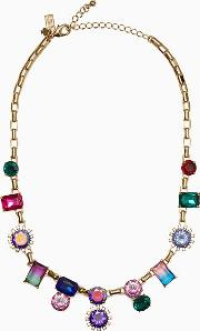 Kate Spade New York , Color Crush Collar Necklace