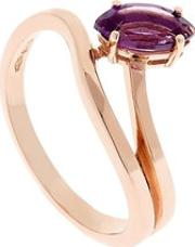 Bea Bongiasca , Morning Star Lily Pride Rose Gold Ring