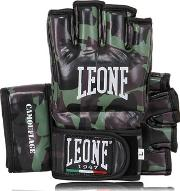 Leone 1947 , Mma Camo Printed Fingerless Gloves