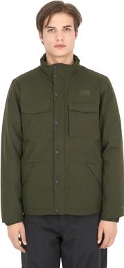 The North Face Red , Nf Hoodoo Down Jacket