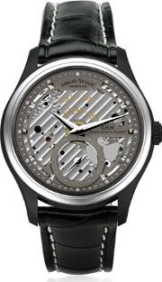 Armand Nicolet , L14 Watch With Alligator Band
