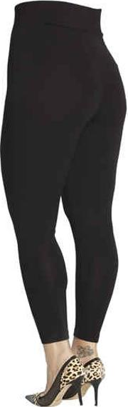 Beth Ditto , High Waisted Stretch Rayon Leggings