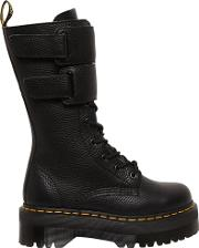 Drmartens , 40mm Jagger Tumbled Leather Boots