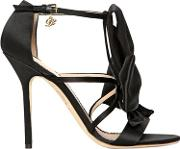 Dsquared2 , 120mm Satin Bow Sandals