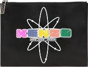 Kenzo , Essential Atomic Leather Pouch