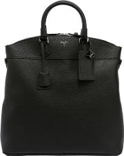 Serapian , Leisure 14 Northsouth Leather Tote Bag