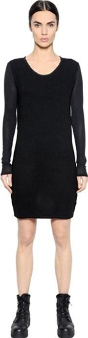 Silent By Damir Doma , Stretch Viscose Jersey Dress