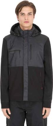 The North Face Red , Denali Full Zip Down Jacket