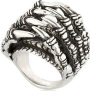 Kd2024 , Ring Claw Tunnel Ring
