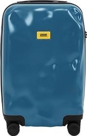 Crash Baggage , 40l 4 Wheel Spinner Carry On Trolley