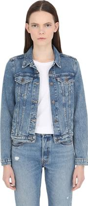 Levis Red Tab , Washed Cotton Denim Jacket