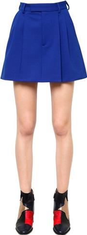 Tommy Hilfiger Collection , Sporty Tailored Mini Skirt