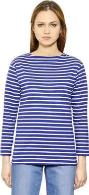 Steve J & Yoni P , Striped Cotton Jersey T Shirt