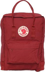 Fjall Raven , 16l Kanken Nylon Backpack