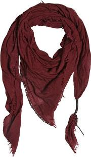 Htc Hollywood Trading Company , Studded Wool & Silk Blend Scarf
