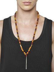 Htc Hollywood Trading Company , Mystery Wooden Worry Bead Necklace