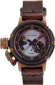 Uboat , Chimera Bb Mother Of Pearl Watch