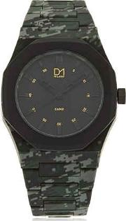 D1 Milano , Camo Collection A Ca01 Watch
