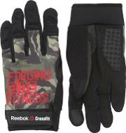 Reebok , Crossfit Train Printed Gloves
