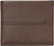 Tods , Stitched Embossed Leather Classic Wallet