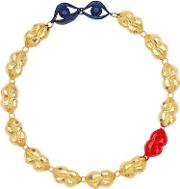 Virzi De Luca , Kiss And Tell Necklace
